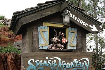 Disney va modifier son Splash Mountain aux connotations racistes)