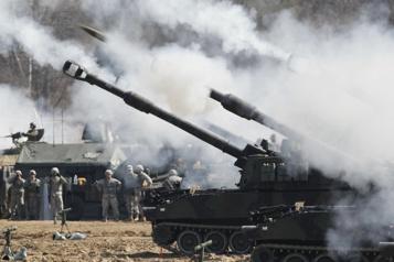 Vente de canons à Taïwan La Chine menace les États-Unis de «représailles»)