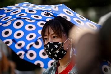Le bilan de la pandémie dans le monde: près de 345000morts)