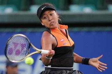 Naomi Osaka en quarts de finale au tournoi d'Osaka