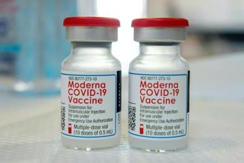 Étude américaine Le vaccin Moderna supérieur au Pfizer contre les COVID-19 graves)