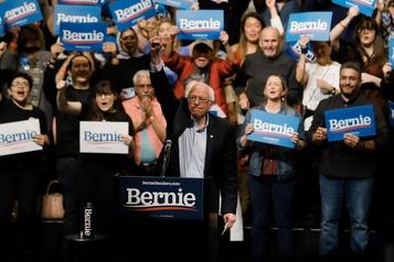 Le Nevada vote pour les primaires: Sanders en tête, selon de premiers résultats