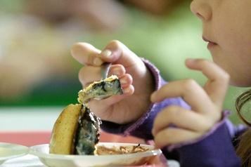 Manger végétarien, une révolution dans les cafétérias scolaires en France