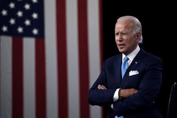 Les démocrates s'apprêtent à couronner Joe Biden de manière inédite)