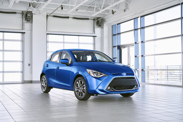 La fin de la Toyota Yaris aux États-Unis?)
