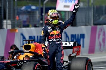 Grand Prix d'Autriche Max Verstappen récolte une troisième position de tête d'affilée)
