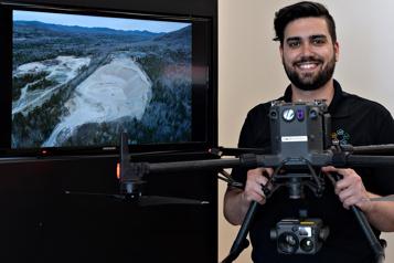 Secteur minier Des drones… au fond des mines)