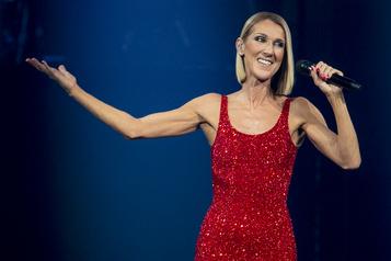 Céline Dion sera de retour à LasVegas)