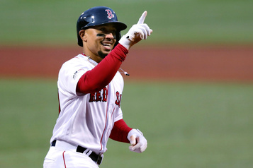 Les Red Sox échangent Mookie Betts et David Price aux Dodgers