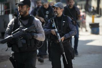 Brésil Au moins 25 morts dans une opération antidrogue à Rio)