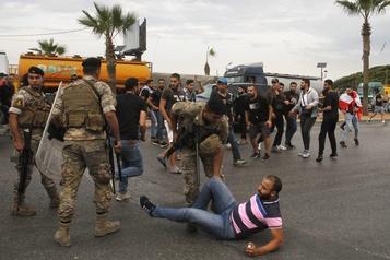 La Maison-Blanche a gelé une aide militaire au Liban