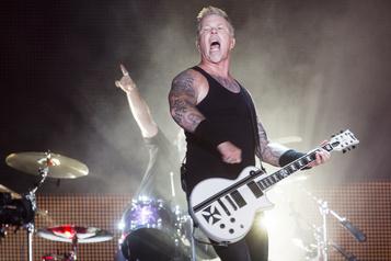 Metallica en vedette du jeu de Monopoly)