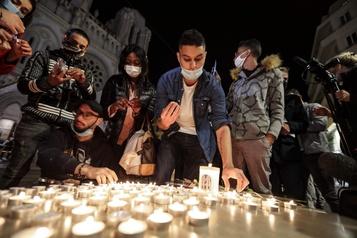 Biden et Trump dénoncent l'attentat de Nice)