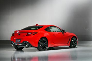 Toyota Avec sa GR86, Toyotaveut garder la voiture sport accessible)