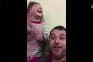 Thérapie par le rire en Syrie