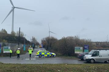 Angleterre Quatre morts dans une explosion sur un site de traitement des eaux usées)