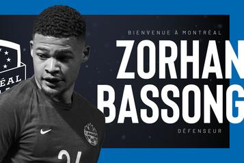 L'Impact annonce l'acquisition du défenseur Zorhan Bassong)