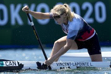 Canoë Laurence Vincent-Lapointe passe en finale)
