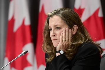 Mise à jour économique Ottawa exhorté à présenter un plan détaillé)