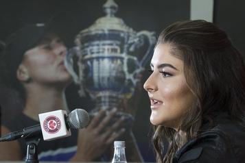 Bianca Andreescu déclare forfait pour le tournoi d'Osaka