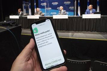 «Alerte COVID»  Premiers résultats «encourageants» pour le Québec )