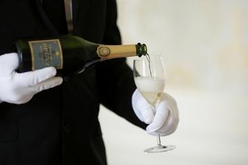 Rien ne fait autant pétiller le champagne qu'un humble radis)