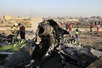 Avion ukrainien abattu en 2020: 10personnes accusées en Iran)