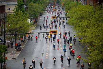 Le Tour de l'Île de Montréal annulé, annonce Vélo Québec