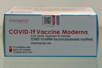 COVID-19 Moderna s'arme pour produire 3 milliards de doses en 2022)