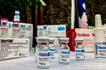 COVID-19 Cuba dit être en contact avec «plus de 30pays» au sujet de ses vaccins)