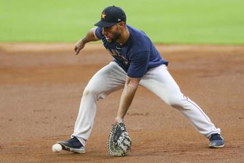 Camp des Astros: nouvelle approche pour Abraham Toro)