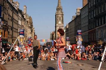 Édimbourg annule ses célèbres festivals estivaux