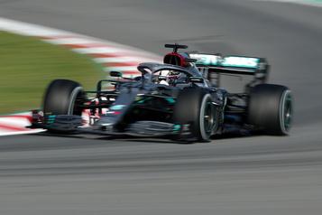 F1: Mercedes réserve une surprise à ses rivaux