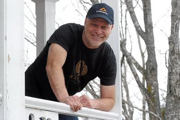 Martin Massicotte à l'Iditarod: «La peur de ma vie»)