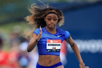 Athlétisme Sha'Carri Richardson devient la 6e plus rapide de l'histoire sur 100m)