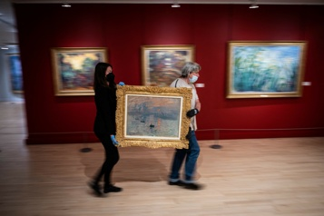 À Paris, des musées prêts depuis des mois)