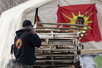 Le territoire de Kahnawake interdit aux non-résidents)