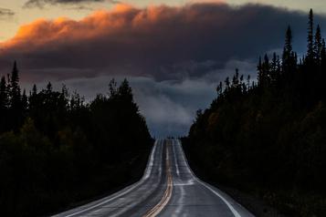 La Trans-Québec–Labrador, la route desGéants)