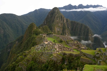 Le Pérou souffre de l'absence de touristes au Machu Picchu)