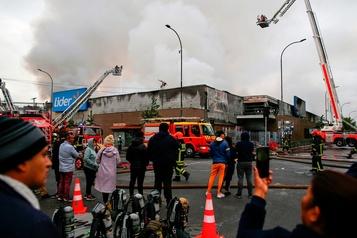 Deux morts dans les émeutes au Chili