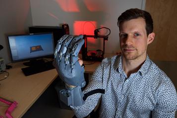 Changer des vies grâceàl'impression 3D