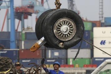 Écrasement du 737 de Lion Air: le système de commandes mis en cause
