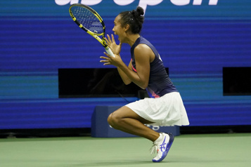 Internationaux des États-Unis Leylah Fernandez passe en finale)