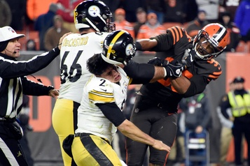Browns: la suspension de Myles Garrett est terminée