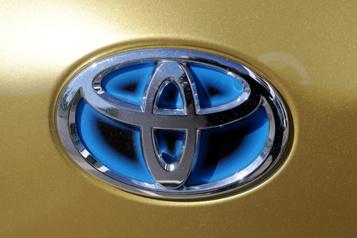 Toyota Percée avec modération dans le tout-électrique)