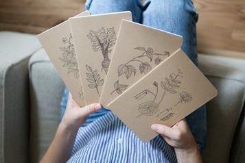 Quatre idées pour conserver lesrecettes familiales