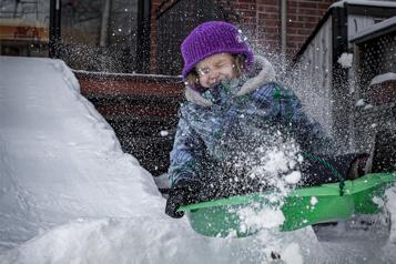 Photoreportage Douze idées pour aménager sa cour pour l'hiver)