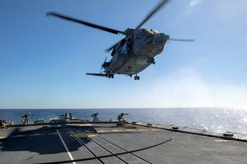 Écrasement d'un hélicoptère de l'armée canadienne: les corps retrouvés)
