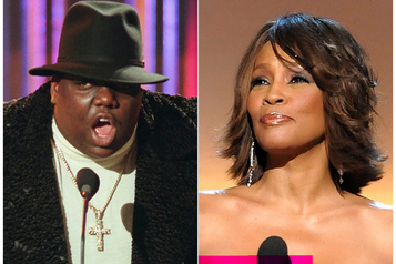 Rock and Roll Hall of Fame : Notorious B. I. G. et Whitney Houston présélectionnés