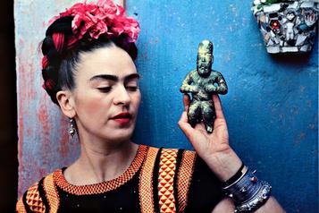 Dans le monde de Frida Kahlo
